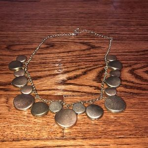 Francesca's Collections Jewelry - Gold Coin Necklace